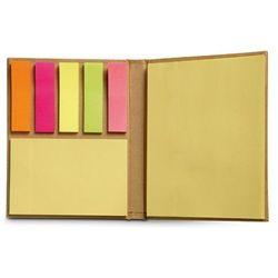 Zestaw samoprzylepnych karteczek w różnych rozmiarach RECYCLO