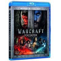 Warcraft: Początek 3D (2BD) (film)