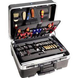 Walizka narzędziowa bez wyposażenia, uniwersalna  go loops 120.04/l (sxwxg) 515 x 440 x 255 mm marki B & w international