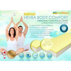 Hevea body comfort visco lateks h3 160x200 + 2 poduszki visco gratis!!
