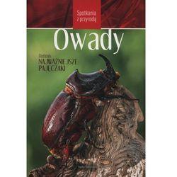 OWADY - Wysyłka od 3,99 - porównuj ceny z wysyłką, książka w oprawie miękkej
