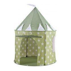 namiot zielony w gwiazdy marki Kids concept