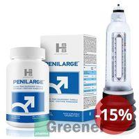 Shs penilarge + bathmate hercules - powiększanie penisa marki Sexual health series