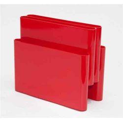 Gazetnik BS01 czerwony, d2-4432