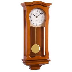 Zegar ścienny wahadłowy NR2219/41 by JVD