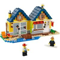 Lego CREATOR Domek na plaży 31035