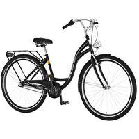 Dawstar Rower  citybike s3b czarny + 5 lat gwarancji na ramę! + darmowy transport! (5901986495659)