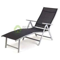 Leżak aluminiowy FLORENCE LUX 7 pozycji