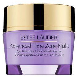 advanced time zone night krem zmniejszający widoczność linii i zmarszczek spf15_50 ml, marki Estee lauder