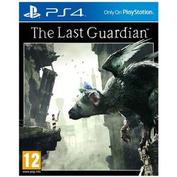 The Last Guardian na PlayStation4