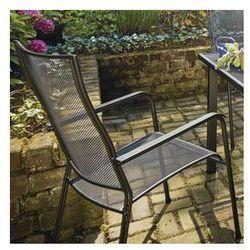Krzesło sztaplowane ogrodowe Kettler QUITO - oferta [8574e10a112277af]