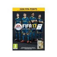 FIFA 17 - Points (PC) 2200 punktów z kategorii Kody i karty pre-paid