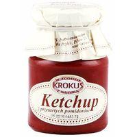 Ketchup Przetarte Pomidory 180g - Krokus - sprawdź w wybranym sklepie
