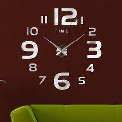"""Zegar ścienny """"zrób to sam"""" cichy #22S4 /315mm, DIY_DC22S4"""