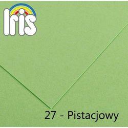 Brystol  Iris B1/240g pistacjowy 25ark., Canson z MaxiBiuro