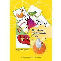 Obrazkowe zgadywanki (3-4 lata), Zielona Sowa