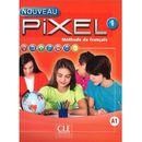 Pixel 1 A1 podręcznik + DVD ROM /edycja 2016/ (9782090389241)