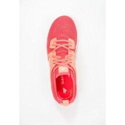 adidas Performance DURAMA Obuwie do biegania treningowe shock red/white/sun glow (4055341255165)