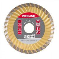 Proline  tarcza diamentowa super turbo 2.7 x 8.5 mm, śr. 180 mm (5903755883803)