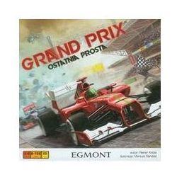 Grand prix. ostatnia prosta. gra planszowa wyprodukowany przez Egmont