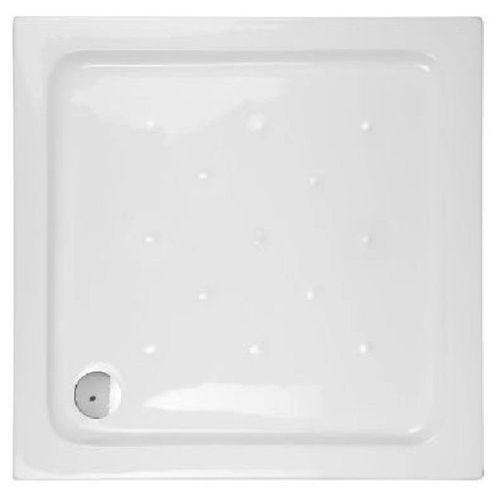 Brodzik prysznicowy kwadratowy corner 80 prod.  nr kat. ktc 042b, marki Deante