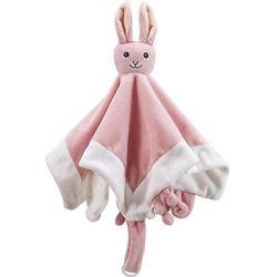 Kocyk przytulanka edvin królik (7340028717058)
