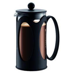 Zaparzacz do kawy Kenya, 3 fliliżanki, 0.35 l, czarny - 0,35 l