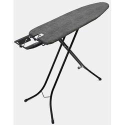 Brabantia - deska do prasowania rozmiar 110 x 30 cm, rama czarna 22mm - denim black - czarny