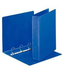Segregator ofertowy Esselte Panorama 49762 A4/65/4ringi niebieski z kategorii Segregatory i akcesoria