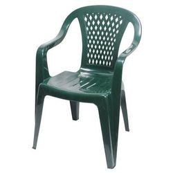 Fotel ogrodowy Diament zieleń leśna (5907795815084)