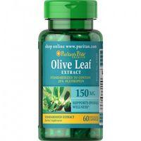 Liść Oliwny Ekstrakt 150 mg / 60 kaps (Puritans) z kategorii Pozostałe zdrowie