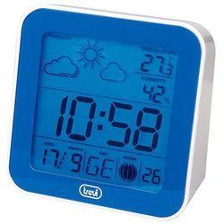 Stacja pogody me3105 mini niebieski + gwarancja dostawy przed świętami! marki Trevi
