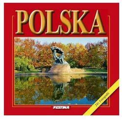 POLSKA 241 FOTOGRAFII WER. POLSKA TW, książka w oprawie twardej