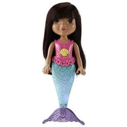 Fisher Price - Dora Magiczna pływaczka - syrenka Dora, kup u jednego z partnerów