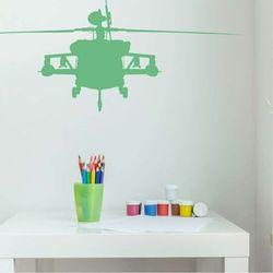Szablon malarski sylwetka helikoptera 2300 marki Wally - piękno dekoracji
