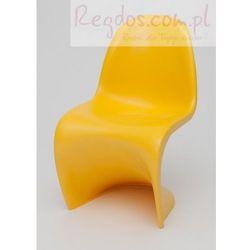 Krzesło Balance Junior żółte, towar z kategorii: Krzesła i stoliki