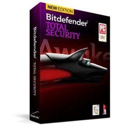 Bitdefender Total Security 1rok/1PC - lic. elektroniczna (oprogramowanie)