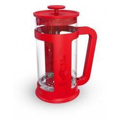 Bialetti Zaparzacz press smart czerwony (1000 ml)