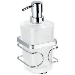 Dozownik do mydła premium, stal nierdzewna - 355 ml, marki Wenko