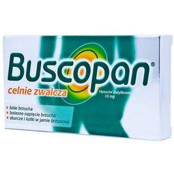 Buscopan tabl.drażow. 0,01 g 20 tabl. - produkt farmaceutyczny