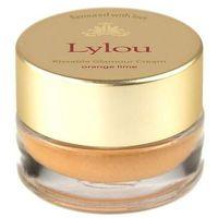 Jadalny krem do ciała -  kissable glamour cream orange lime marki Lylou
