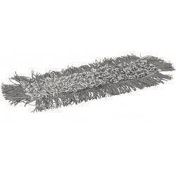 Vikan Mop damp 43, do sprzątania na wilgotno, kieszeniowy, szary, 400 mm,  549600