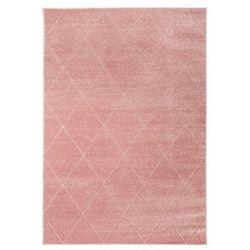 Dywan Fuji 160 x 230 cm różowy