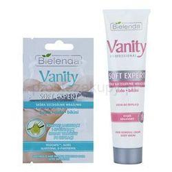 Bielenda Vanity Soft Expert Krem do depilacji ciała z efektem nawilżającym + do każdego zamówienia up
