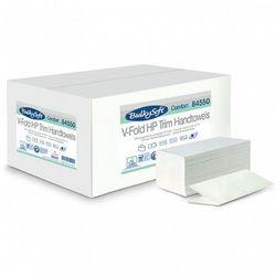 Bulkysoft Ręcznik papierowy składany v comfort 2 warstwy 3150 szt. biały celuloza (8018426845503)