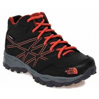 Buty trekkingowe  hedgehog hiker mid wp (t0cj8qnmy) - czarny marki The north face