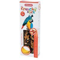 Zolux  crunchy stick papuga orzech ziemny/banan 115 g- rób zakupy i zbieraj punkty payback - darmowa wysyłka
