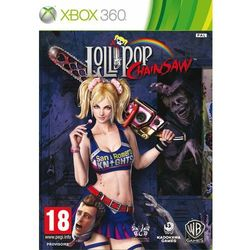 Lollipop Chainsaw, wersja językowa gry: [angielska]