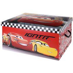 Pojemnik na zabawki CARS