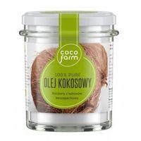 Olej kokosowy 240g CocoFarm (5903111899219)